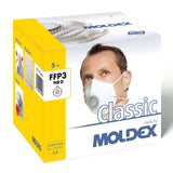 Moldex 2555 Classic FFP3 NR D Masks Box of 5