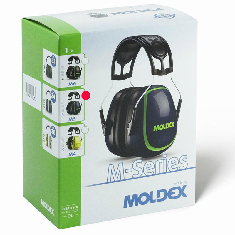 MOLDEX 6120 M5 with package