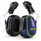 MOLDEX 6140 MX-7 Helmet mounted Earmuffs SNR 31 dB