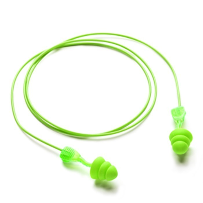 MOLDEX 6451 Twisters Trio Cord  Earplugs 2