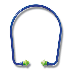 MOLDEX 6600 Pura-Band Banded Earplugs