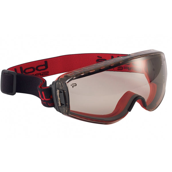 Bolle Pilot Firefighter PILOFCSP Safety Goggles