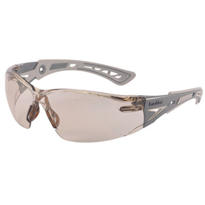 Bolle safety glasses, bolle rush + csp lens