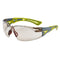 Bolle RUSH+ Small RUSHPSCSPL Safety Glasses Grey/Yellow Temples CSP Lens
