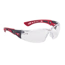 Safety Glasses Bolle RUSH+ RUSHPPSI Clear Lens