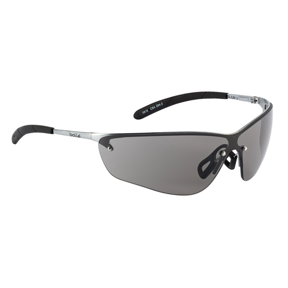 Bolle Safety Glasses Bolle SILIUM SILPSF Smoke Lens
