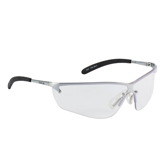 Bolle SILIUM SILPSI Safety Glasses Clear Lens