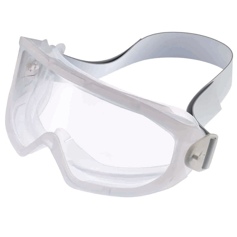 Bolle SUPERBLAST AUTOCLAVE SUPBLCLAV2 Safety Goggles Clear