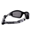 Safety Glasses Bolle TRACKER TRACPSF Smoke Lens