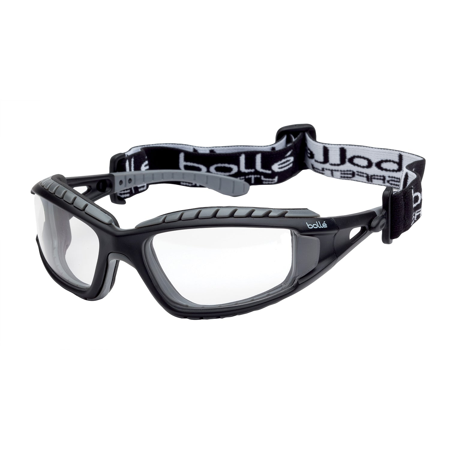d5d95136b16c Bolle TRACKER TRACPSI Safety Glasses Clear Lens – Alive Safety and ...
