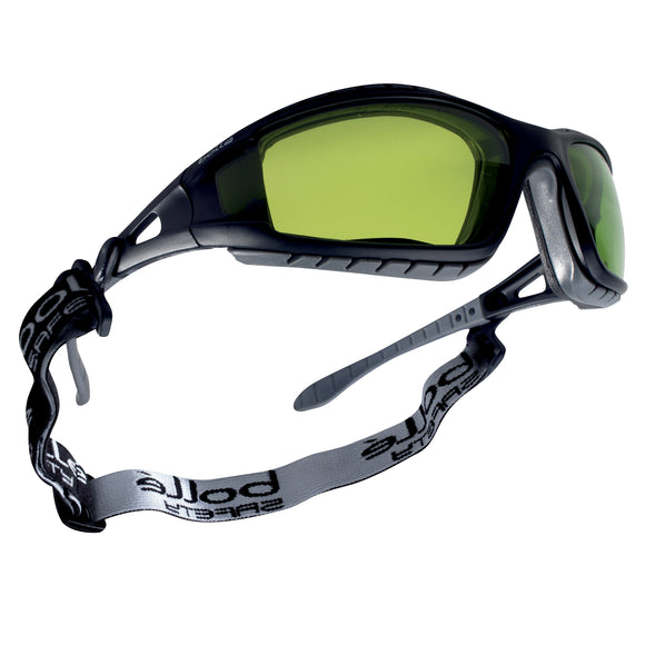 Bolle TRACKER TRACWPCC2 Safety Spectacles, Welding PC shade 1,7 Lens