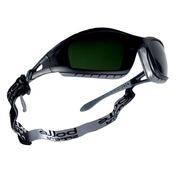 Bolle TRACKER TRACWPCC5 Safety Glasses Welding PC Shade 5 Lens