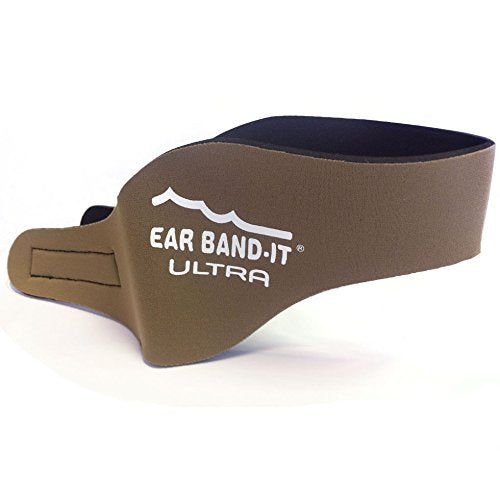 Ear Band-It Ultra Swimmer's Headband - TAN
