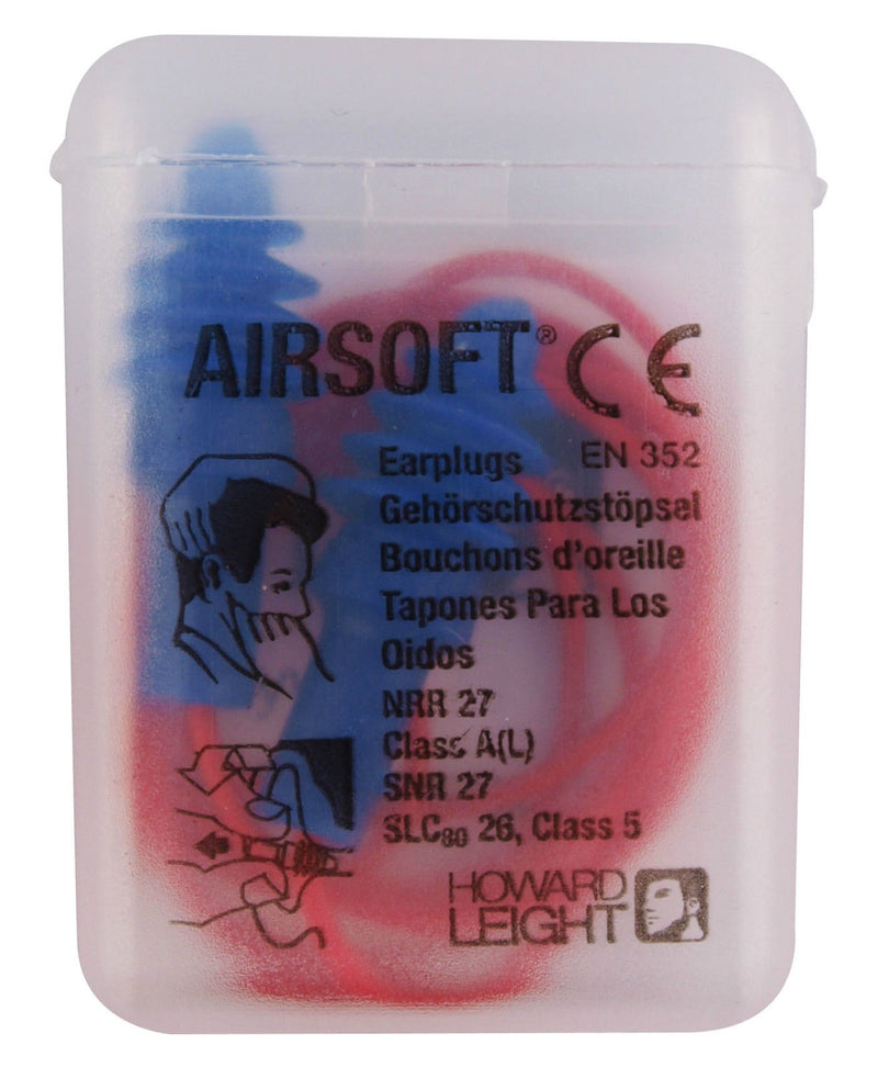 Honeywell Howard Leight Airsoft Uncord SNR 30 Earplugs 3