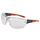 Bolle safety glasses Ness + clear Lens