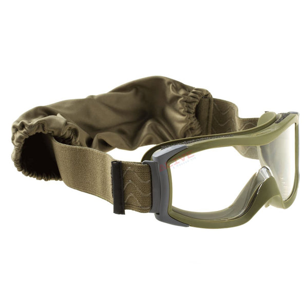 Bolle Tactical X1000 Ballistic Goggles – Green