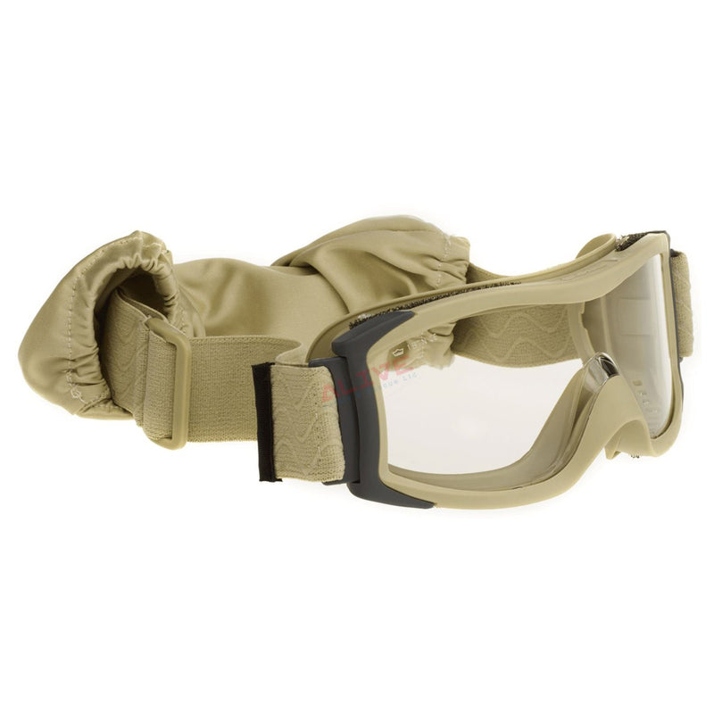 Bolle Tactical X1000 Ballistic Goggles – Sand