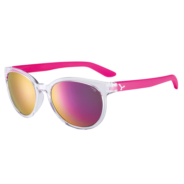 Cebe SUNRISE CBSUNRI1 Sunglasses - Shiny Translucent Pink