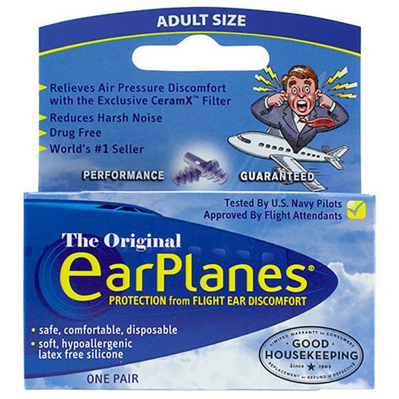 Cirrus Healthcare Adults EarPlanes 1