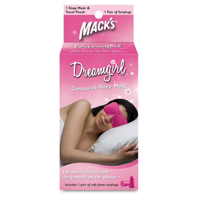 Mack's Dreamgirl Contoured Sleep Mask