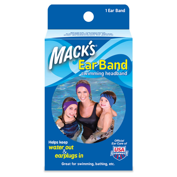 Mack's Ear Band 1