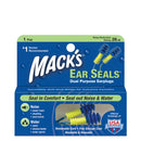 Mack's Ear Seals Dual Purpose Ear Plugs 1 Pair
