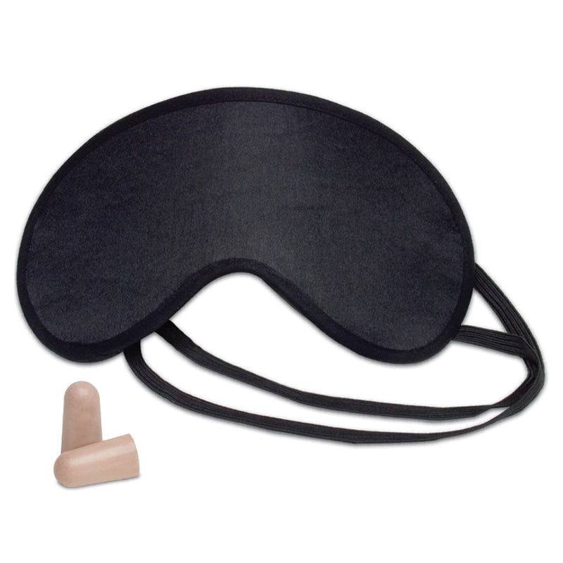 Mack's Shut-Eye Shade Premium Sleep Mask detail