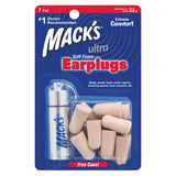 Mack's Ultra Soft Foam Ear Plugs 7 Pairs