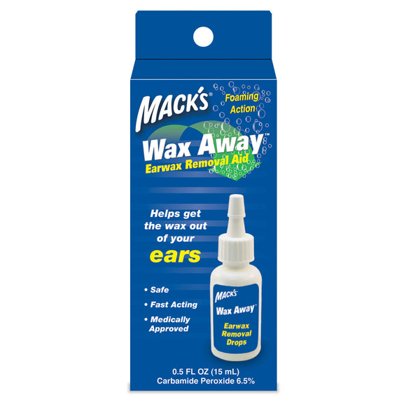 Mack's Wax Away Earwax Removal Aid 1