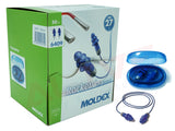 MOLDEX 6409 Rocket Full Detect Cord Earplugs - SNR: 27dB