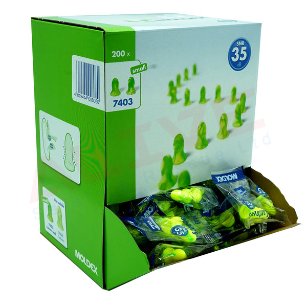MOLDEX 7403 Contours Small Size Ear Plugs SNR 35dB box