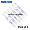 Moldex 0504 Bitrex Test Solution Ampoules 2.5ml