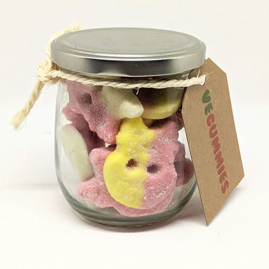 vegan sweets gift jar