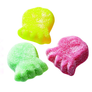 Vegan pick & mix fruit ocotpus sweets