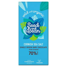 Load image into Gallery viewer, Sea salt chocolate vegan