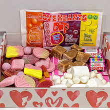 Load image into Gallery viewer, vegan sweets valentine's gift box