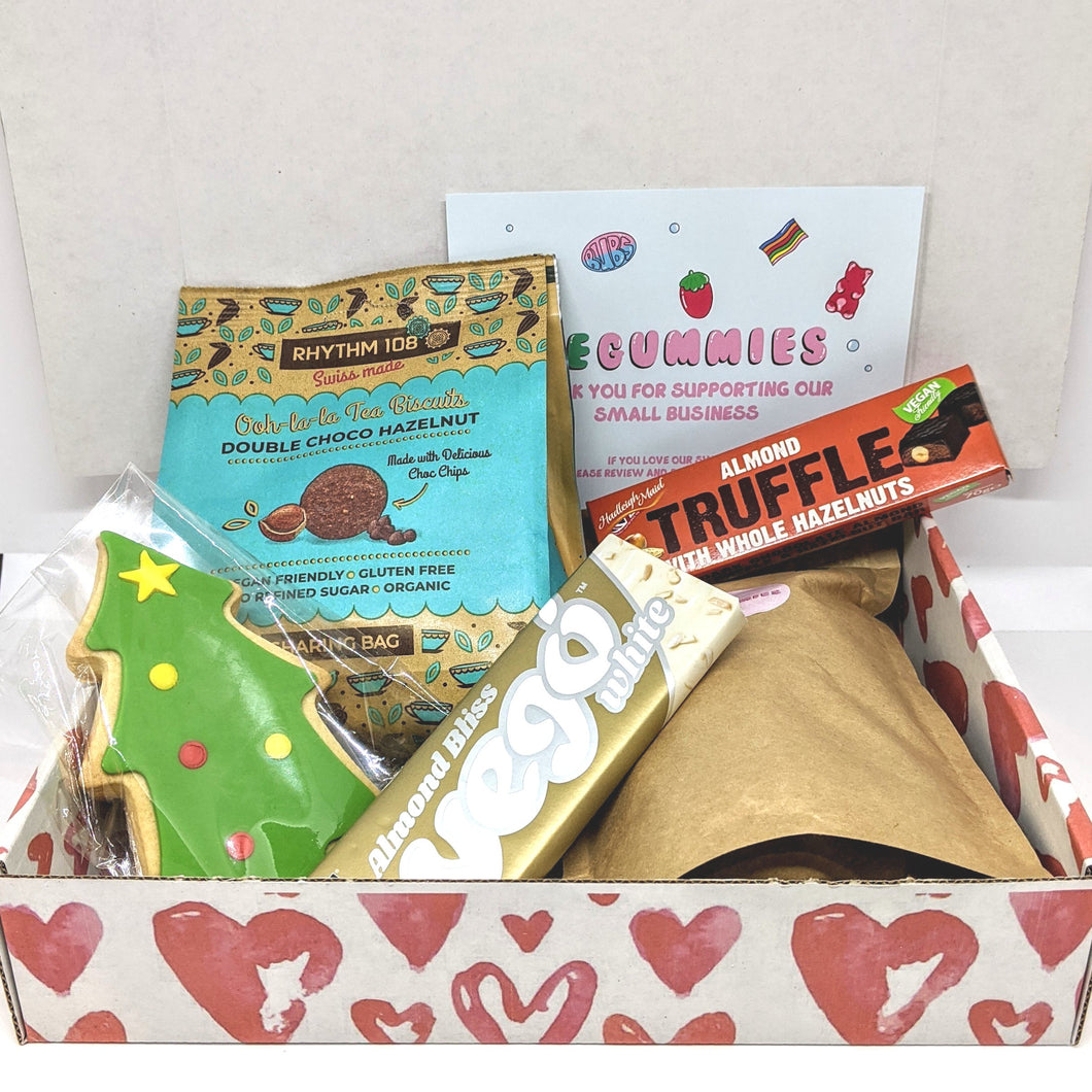 Vegan Christmas gift box