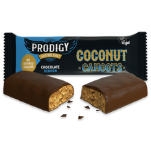 Load image into Gallery viewer, Prodigy vegan chocolate coconut cahoots