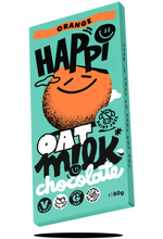 Load image into Gallery viewer, Happi oat milk vegan chocolate orange