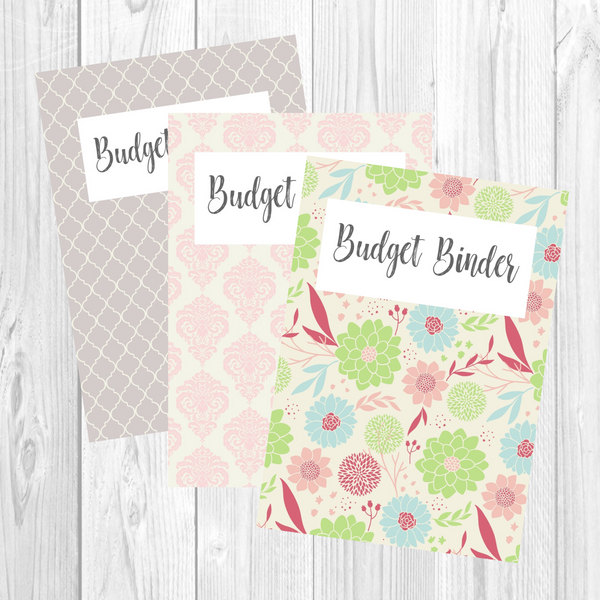 Budget Binder [138 pages]