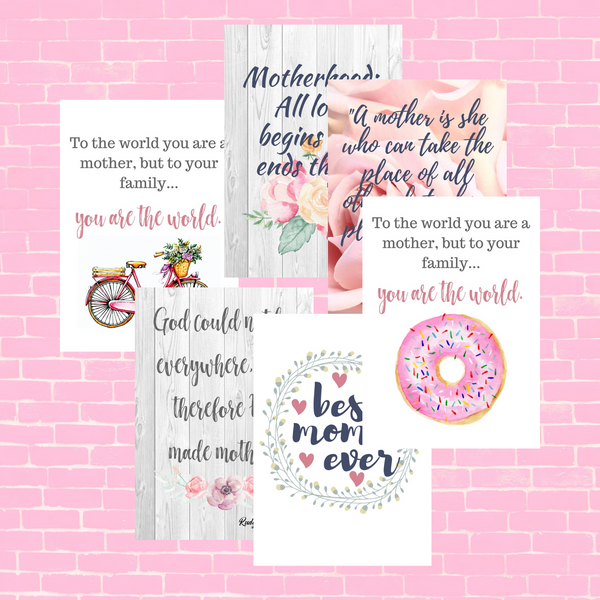 Mother's Day Art Bundle