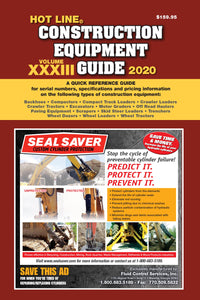 2020 Hot Line Construction Equipment Guide (Previous Edition)