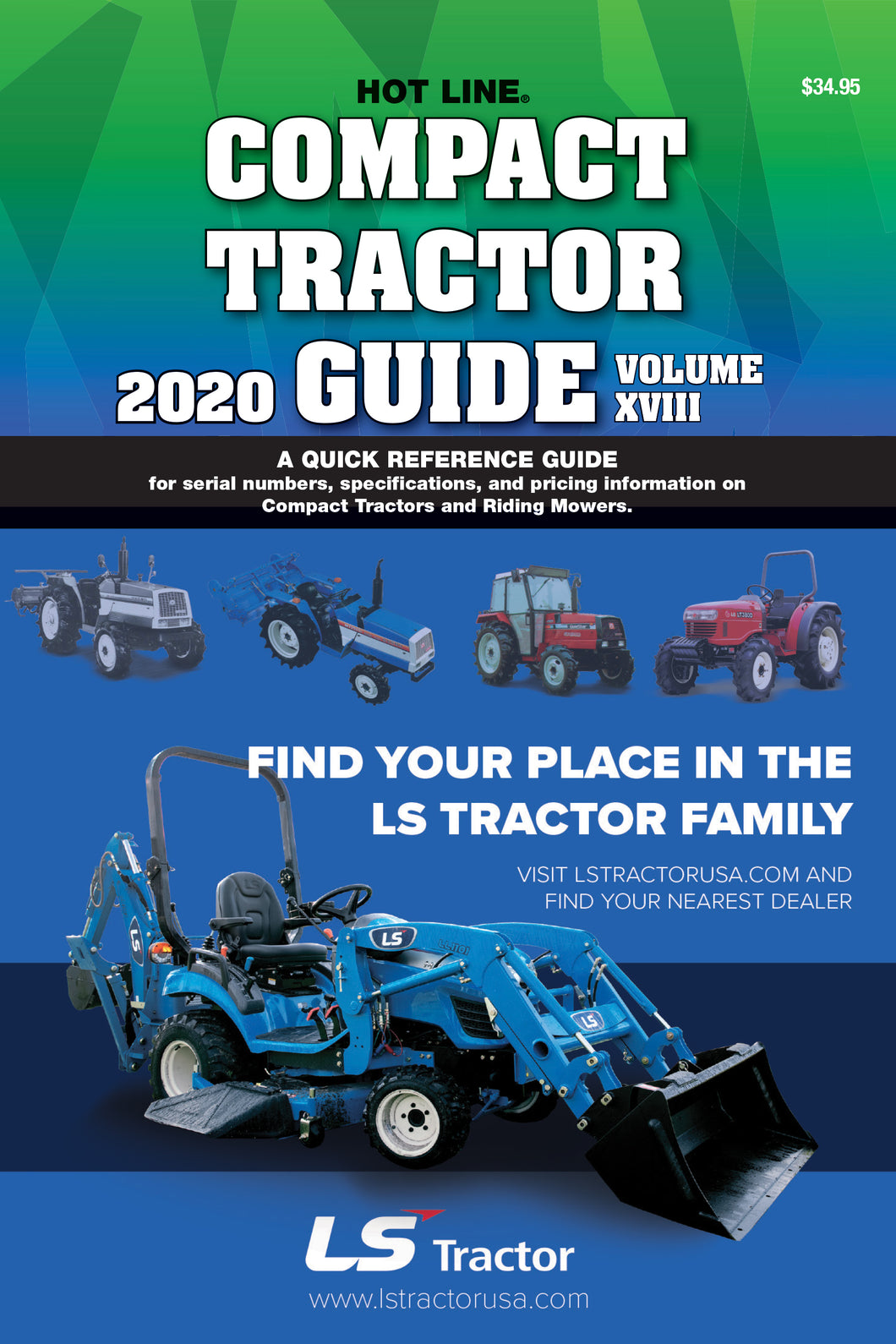 2020 Hot Line Compact Tractor Guide