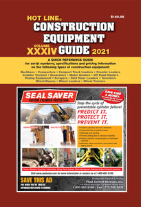 2021 Hot Line Construction Equipment Guide