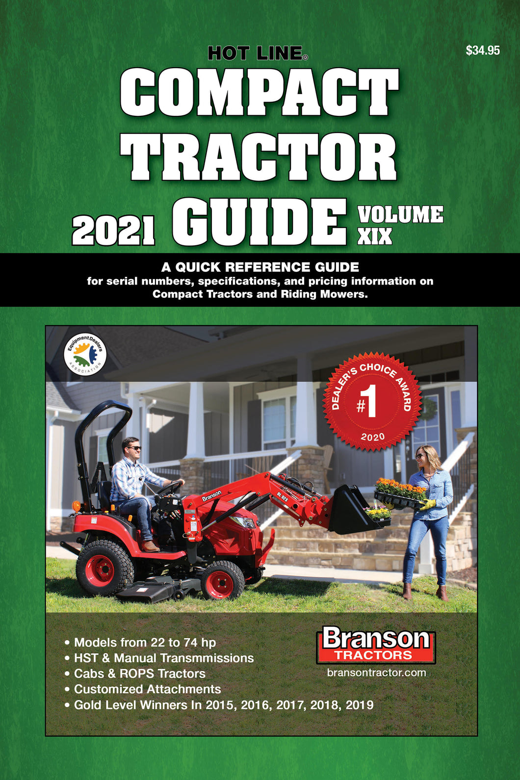 2021 Hot Line Compact Tractor Guide