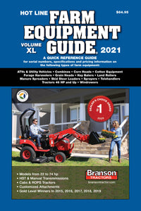 2021 Hot Line  Farm Equipment Guide
