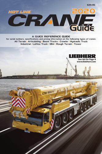 2020 Hot Line Crane Guide (Previous Edition)