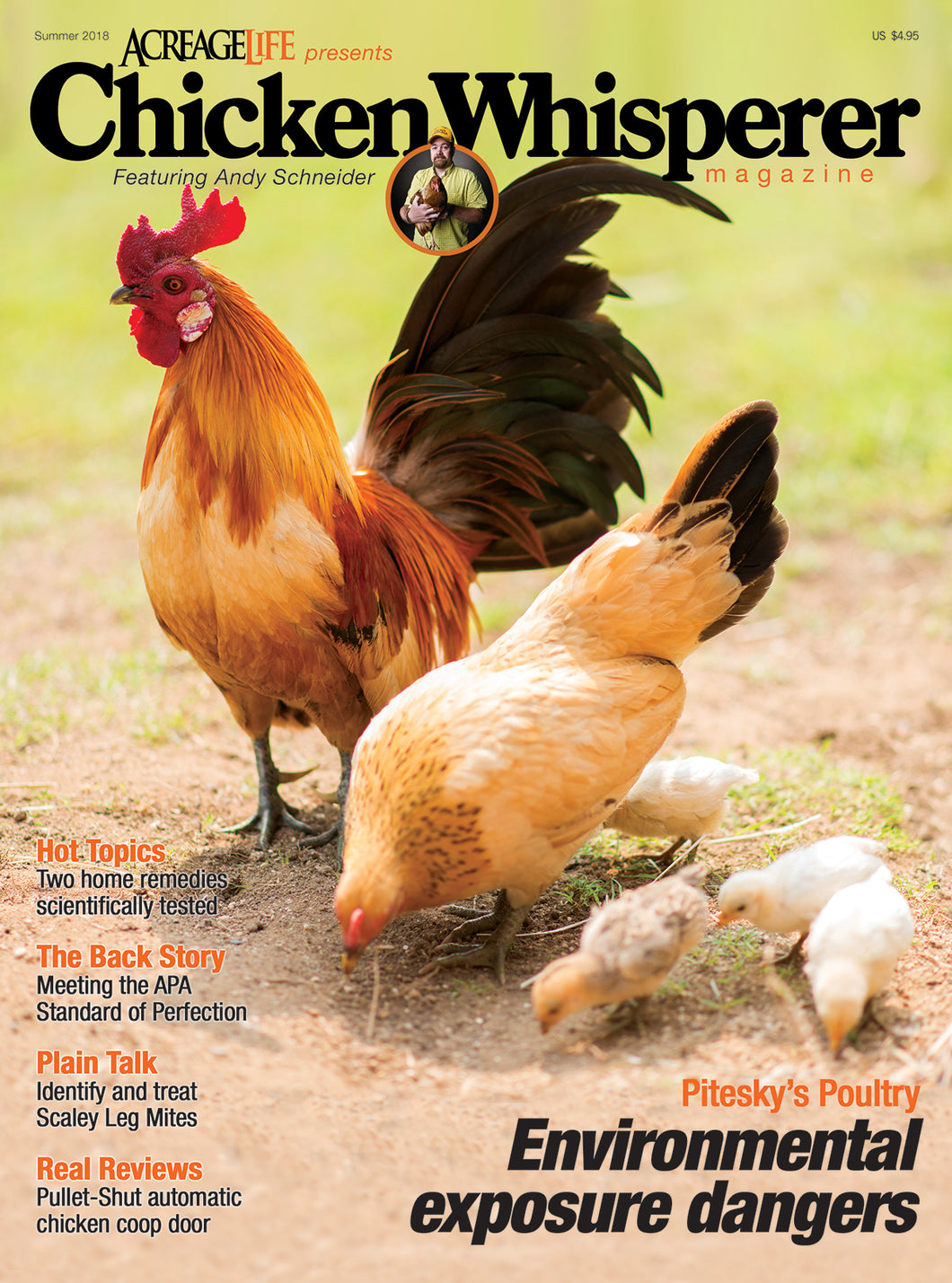 Chicken Whisperer Magazine
