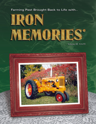 Iron Memories Volume III (US Only)