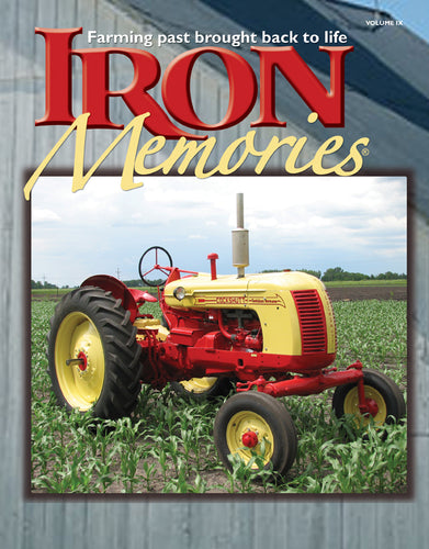 Iron Memories Volume IX (US Only)